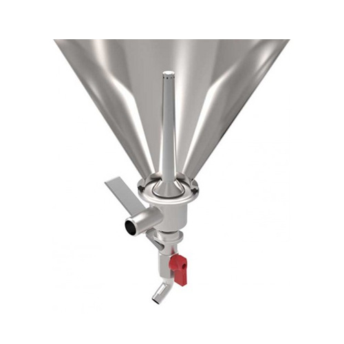 Dual Valve | Conical Fermenter