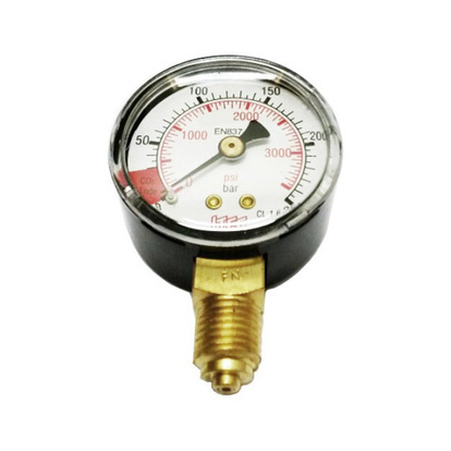 Manometer | 0-250 bar