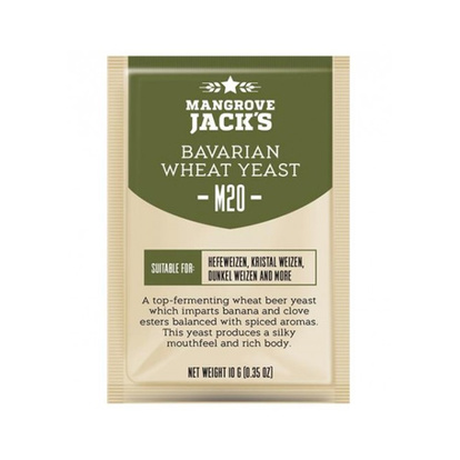 Bavarian Wheat M20 | Mangrove Jacks