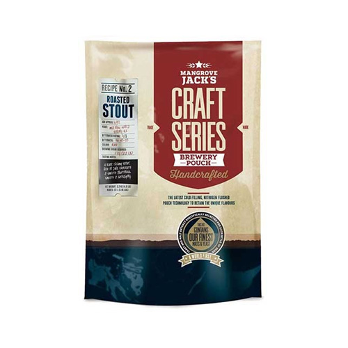 Roasted Stout | 23 Liter | Mangrove Jack's
