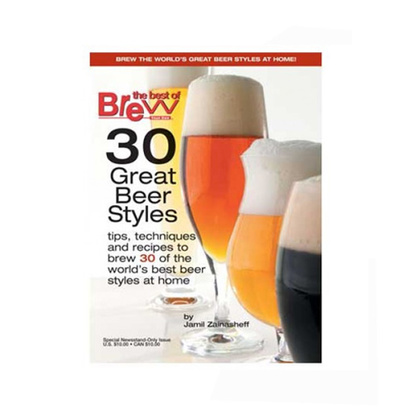 30 Great Beer Styles | Brew Your Own