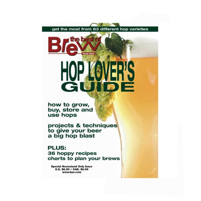 Hop Lover's Guide | Brew Your Own