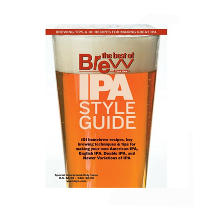IPA Style Guide | Brew Your Own