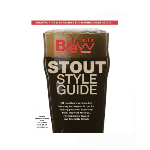 Stout Style Guide | Brew Your Own