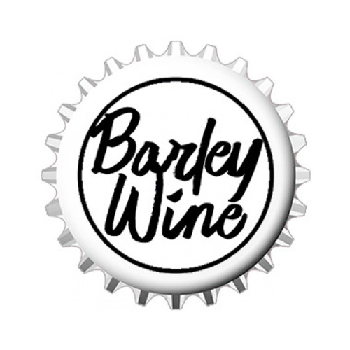 Barley Wine | Kapsyler | Black & White | 80 ST