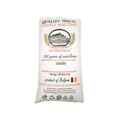 Roasted Barley | Helsäck | Castle Malting | 25 kg
