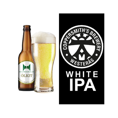 Coppersmith's White IPA  | 20 L