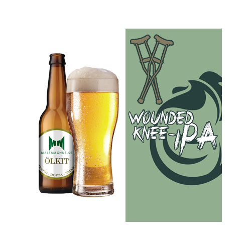 Wounded Knee IPA | 20 L