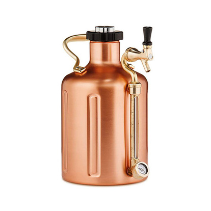 uKeg | 3.8 L | 128 oz | Copper