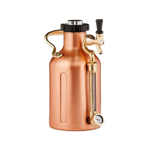 uKeg | 1.9 L | 64 oz | Copper