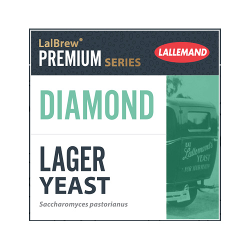 Diamond Lager | Lalbrew