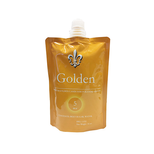 Candi Syrup | Golden 5