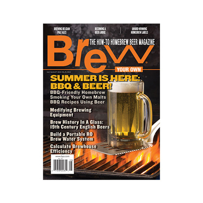 Vol 25 / No 4 | July - August 2019  | Brew Your Own