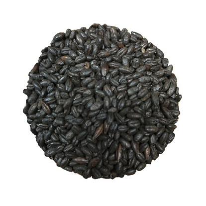 Pearled Black Malt | Whole Bag | Viking Malt | 25 kg
