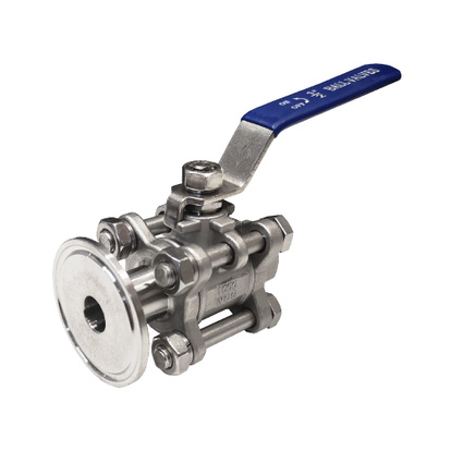 "3 Piece Ball Valve | 1/2"" NPT 