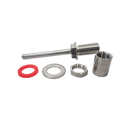 Thermowell 92 mm | Weldless Threaded