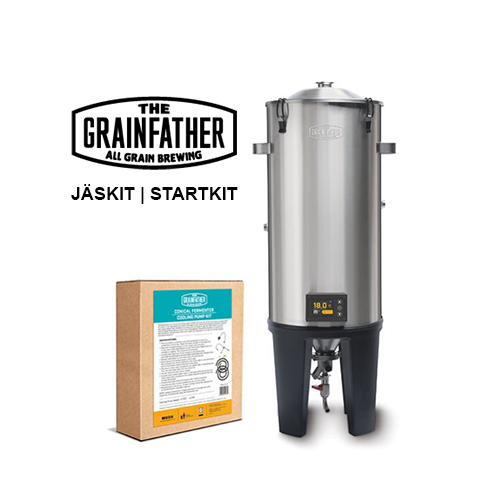 Jäskit | Startkit | The Grainfather