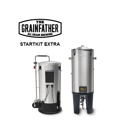 Startkit Extra | G30 | The Grainfather