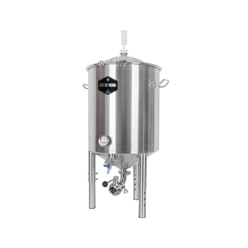 Stainless Steel Fermenter 55 L | Brew Monk